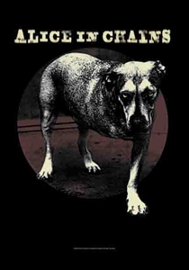Alice In Chains Fabric Poster Flag   HFL1153