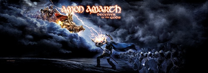 Amon Amarth Fabric Poster Flag