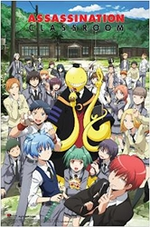 Assassination Classroom wp