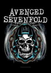 Avenged Sevenfold Fabric Poster Flag