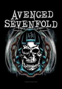 Avenged Sevenfold Fabric Poster Flag   HFL1191