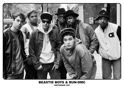 Beastie Boys & Run DMC  [eu]