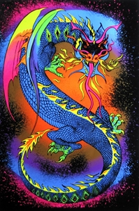 Dragon Glow Blacklight