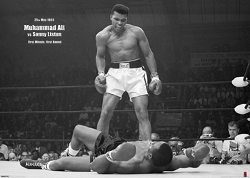 GIANT Ali vs Liston