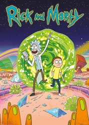 GIANT Rick & Morty