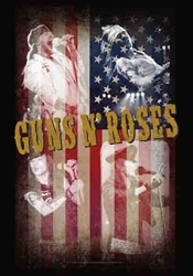 Guns N Roses Fabric Poster Flag