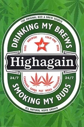 Highagain wp, weed, pot, reefer, marijuana