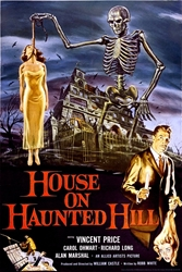 House On Haunted Hill horror