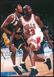 Jordan & Kobe chicago bulls los angeles lakers