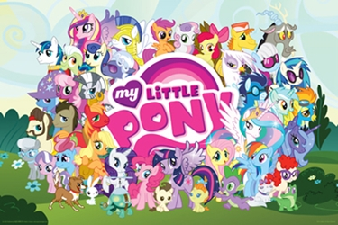 My Little Pony Cast