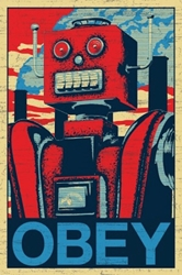 Obey Robot robot