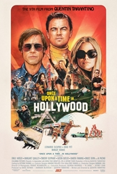 Once Upon A Time In Hollywood  wp