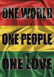 Rasta One Love