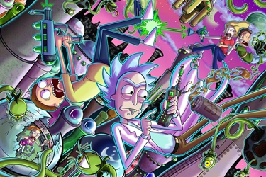 Rick and Morty wp