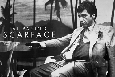 Scarface gangster