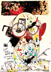 Steadman Self Portrait