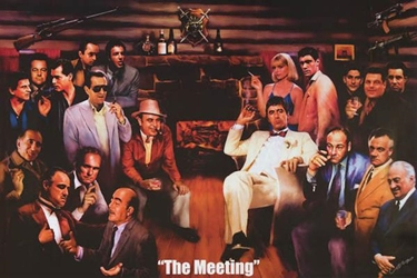 The Meeting  wp mafia, gangster
