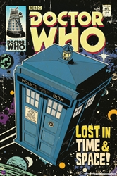 Doctor Who Comic dr who